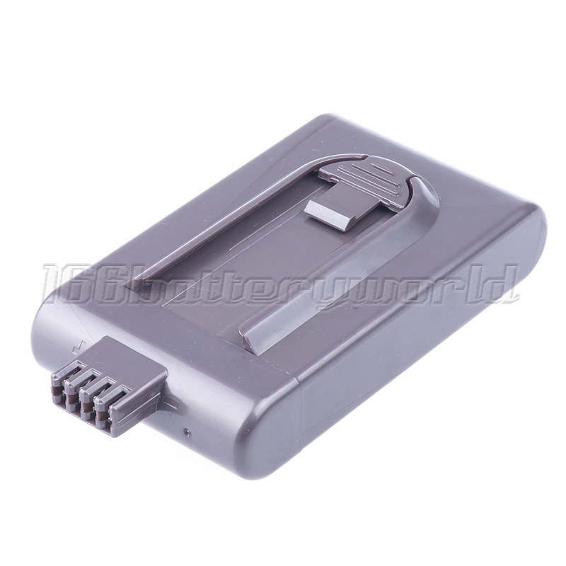 for dyson dc16 battery pack 12097 21 6v rechargable li ion battery grey 1500mah ebay. Black Bedroom Furniture Sets. Home Design Ideas
