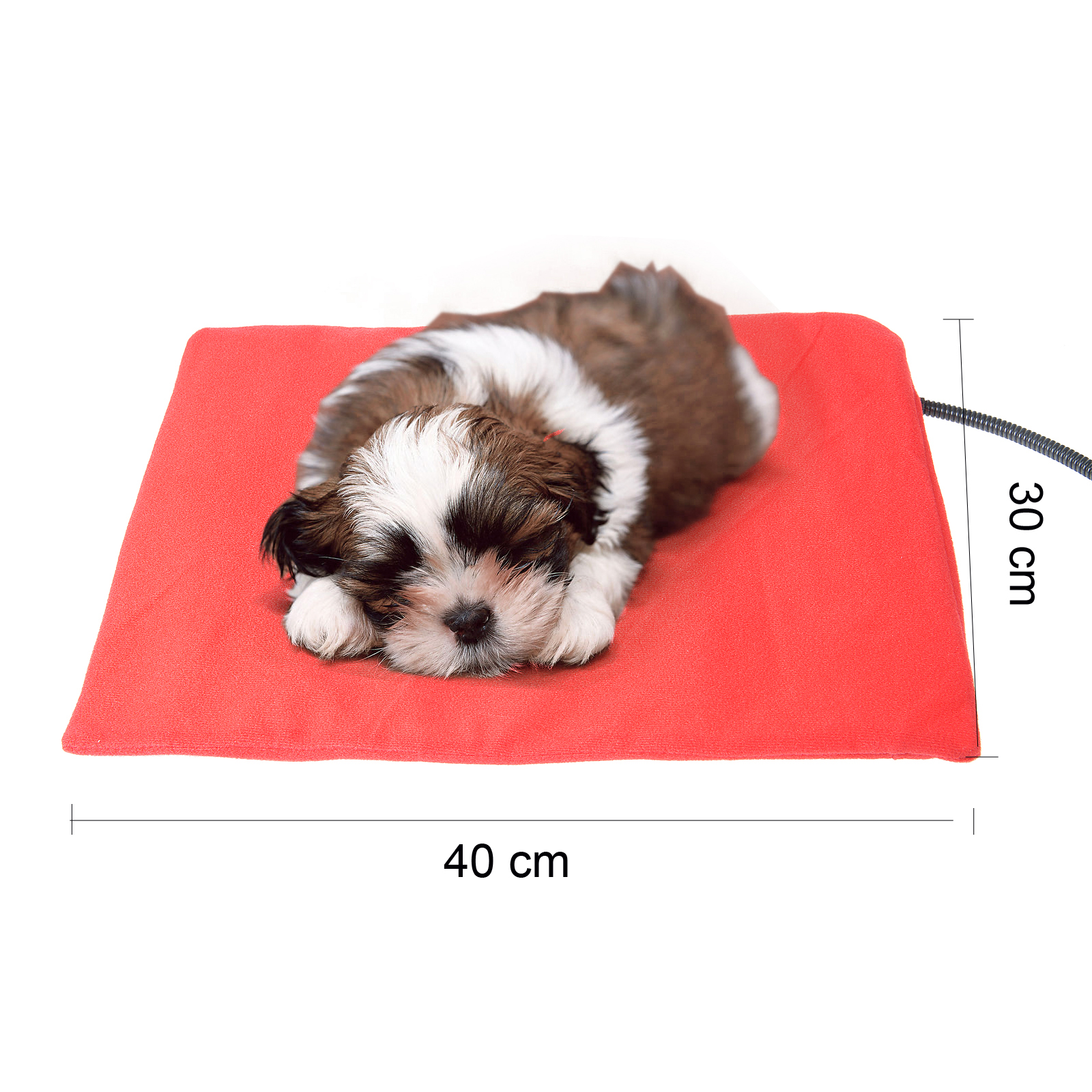 12v Pet Electric Heat Heated Heating Heater Pad Mat