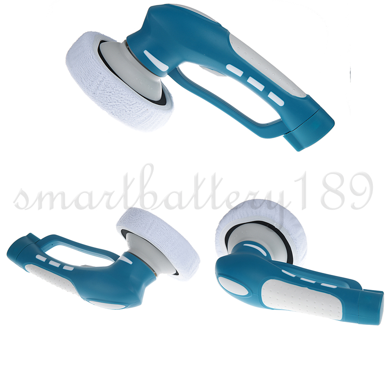 New Electric Hand Held Cordless Car Polisher Buffer Sander