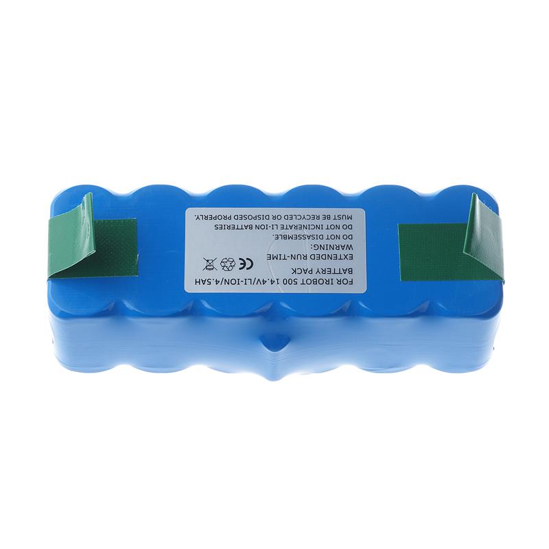 Battery For Irobot Roomba 500 4 5ah Li Ion Heavyduty 510